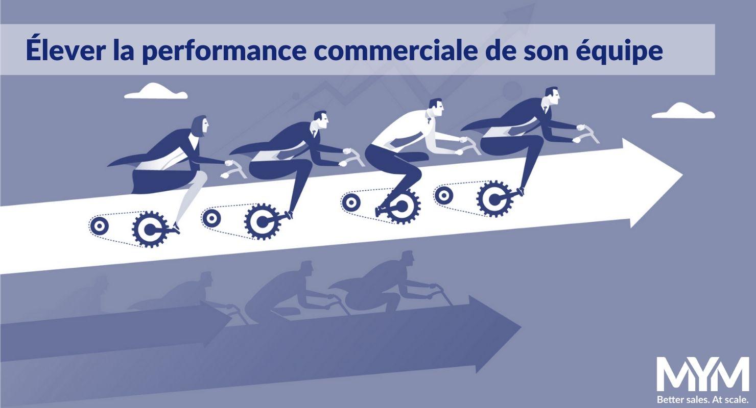 Meet your market performance commerciale B2B vente supports de ventes et processus commerciaux