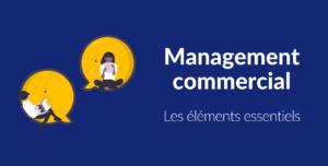 Management commercial Meet your market France
