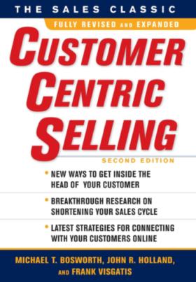 Livre Customer Centric Selling