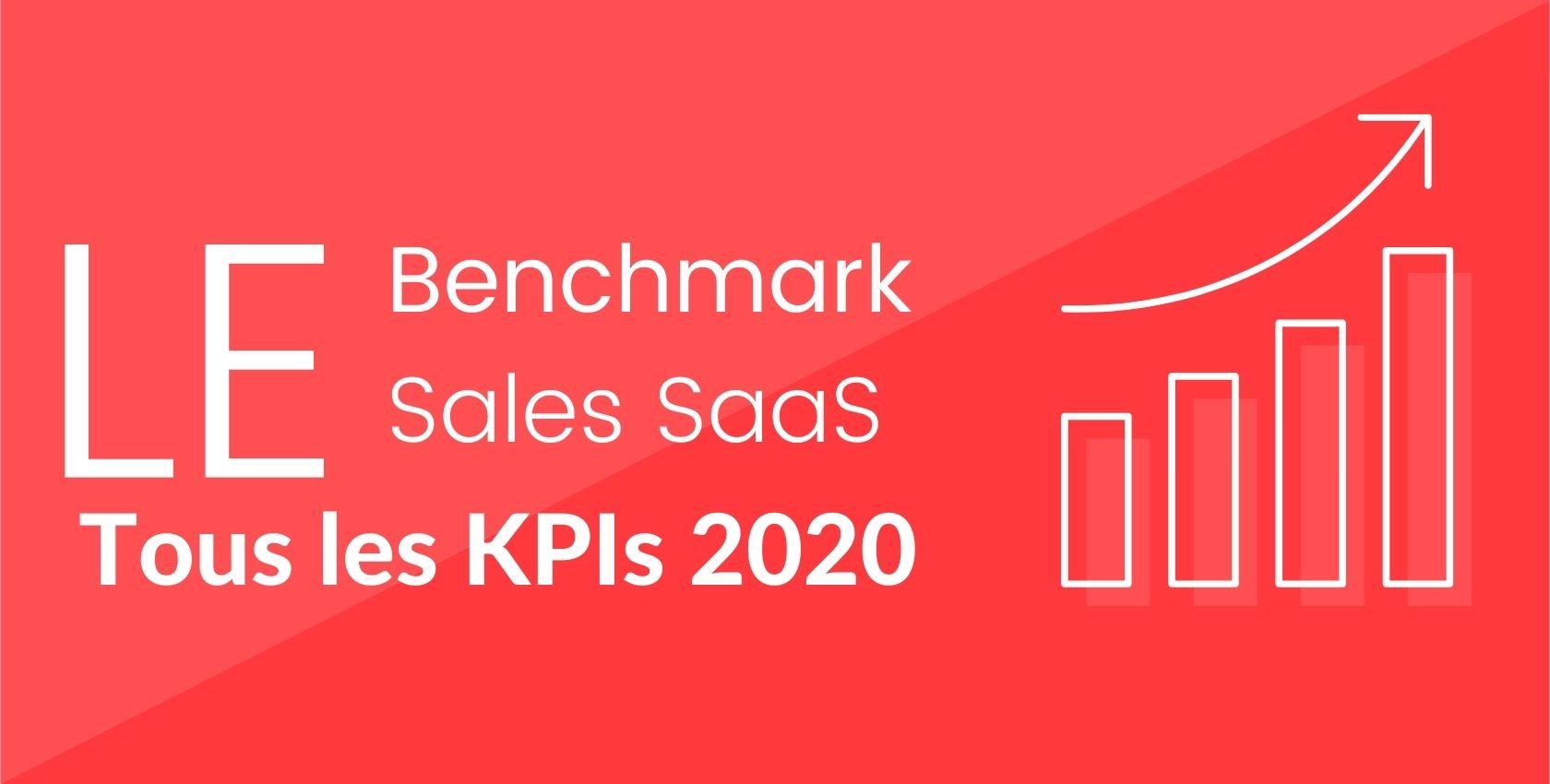 Benchmark SaaS France Commercial B2B