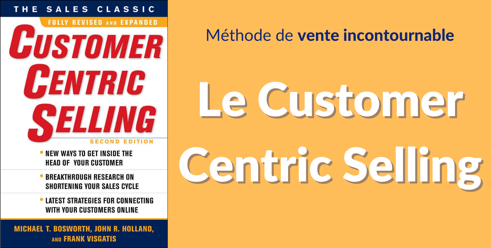 Customer Centric Selling Meet Your Market Vente B2B