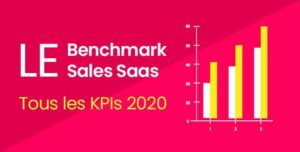 Benchmark SaaS France Commercial B2B