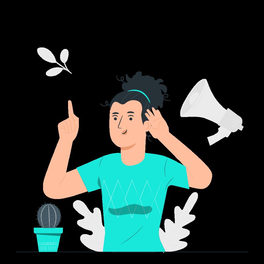 Ayez de l'empathie et de l'écoute. 5 moyens de construire une relation de confiance sincère avec les prospect et les clients.