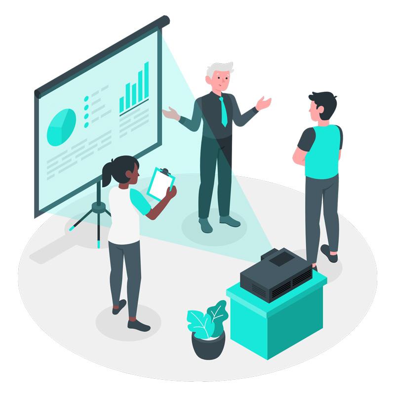 brainstorming - Les 7 étapes du pitch commercial