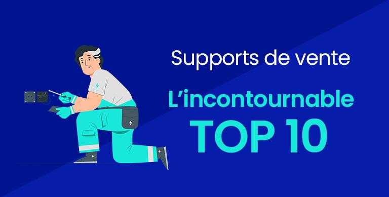 support-de-vente-Top-10