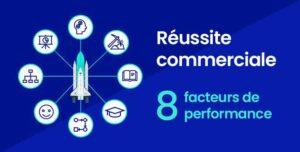 8 facteurs de reussite commerciale